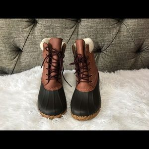 Shoes - Tommy Hilfiger Duck Boots